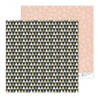 Бумага для скрапбукинга «Вечер в лесу», 30,5 × 30,5 см