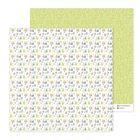 Бумага для скрапбукинга «Заснеженный лес», 30,5 × 30,5 см