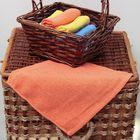 """Салфетка """"ВыгоДА"""", размер 24х24 см, цвет оранжевый"""