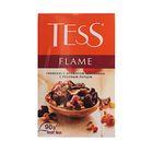 Чай Tess Flame, гибискус с ароматом земляники с розовым перцем 90 гр.