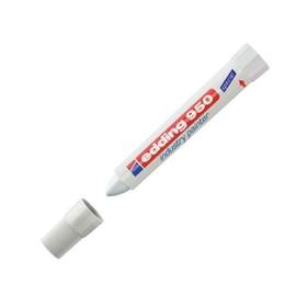 Маркер-паста промышленный EDDING INDUSTRIAL -50 до +200С, 10 мм, белый
