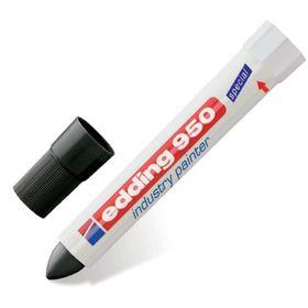 Маркер-паста промышленный EDDING INDUSTRIAL -50 до +200С, 10 мм, чёрный