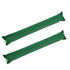 Палка-стучалка болельщика, набор 2 штуки, цвет зелёный