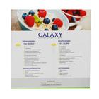 Мультиварка Galaxy GL 2642, 900 Вт, 11 программ, 4 л, с антипригарным покрытием, серый