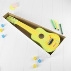 """Игрушка музыкальная """"Гитара"""", 54 см, зеленая"""