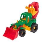 Трактор «Ижора», с грейдером и ковшом - фото 105650727