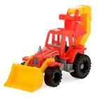 Трактор «Ижора», с грейдером и ковшом - фото 105650730
