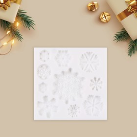 Molds for making flowers for creativity