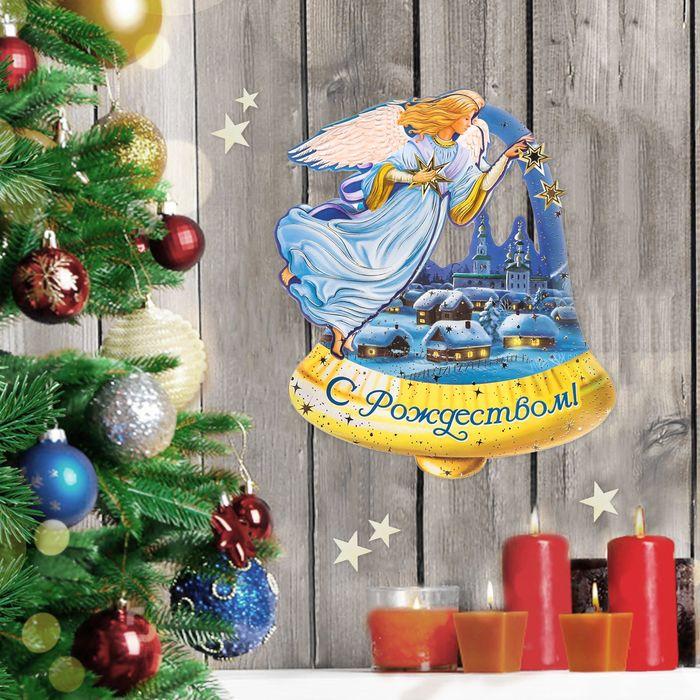Венок рождественский «Ангел»