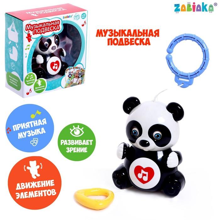 Музыкальная подвеска «Панда»