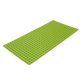 Base plate for block constructor 51 x 25.5 cm.