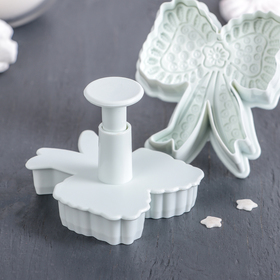 """A set of plungers confectionery """"Lace. Bow"""", 2 PCs"""