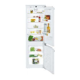 Холодильник Liebherr ICUNS 3324, встраиваемый, двухкамерный, класс А++, 256 л, No Frost