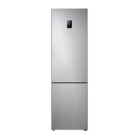 Холодильник Samsung RB37J5200SA, 367 л, класс А+, No Frost, дисплей, суперзаморозка