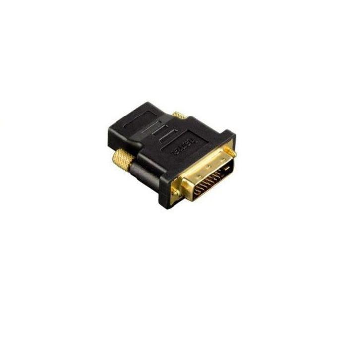 Адаптер DVI Hama H-34035 00034035, DVI-D(m), HDMI19 (f), позолоченные контакты
