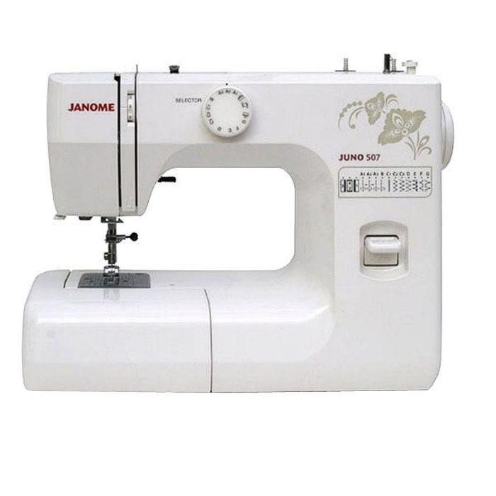 Швейная машина Janome Juno 507, 12 операций