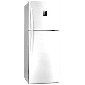 Холодильник Daewoo FGK-51WFG, класс А+, 509 л, Full No Frost, двухкамерный, белый