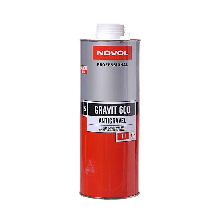 Антигравий Novol MS gravit 600 белый 1 л