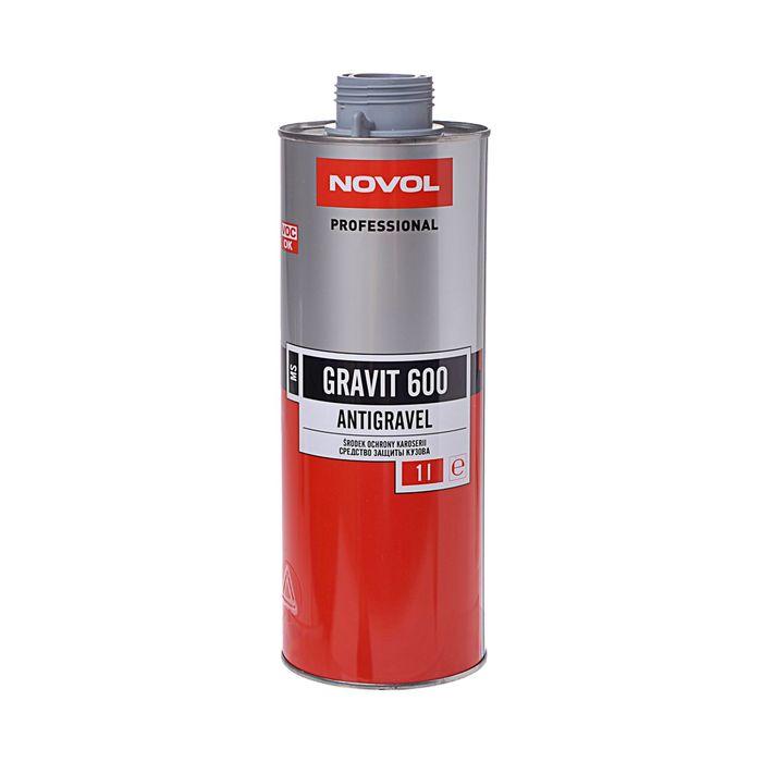 Антигравий Novol MS gravit 600 серый 1 л