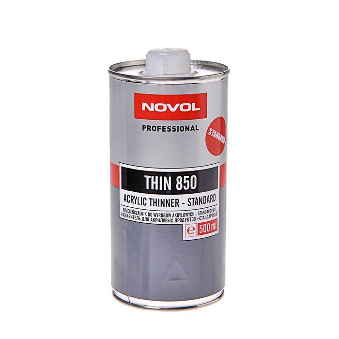 Разбавитель Novol для акриловых продуктов THIN 850 500 мл