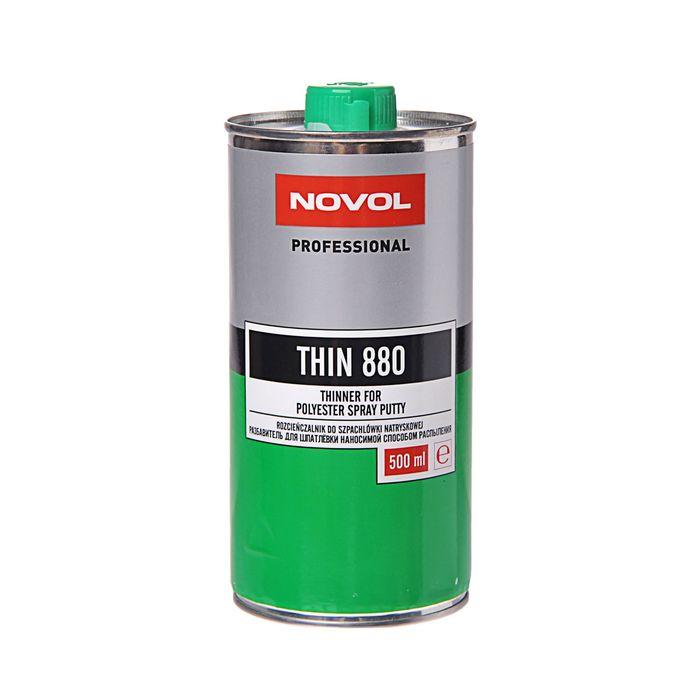 Разбавитель Novol для жидкой шпатлевки THIN 880 500 мл