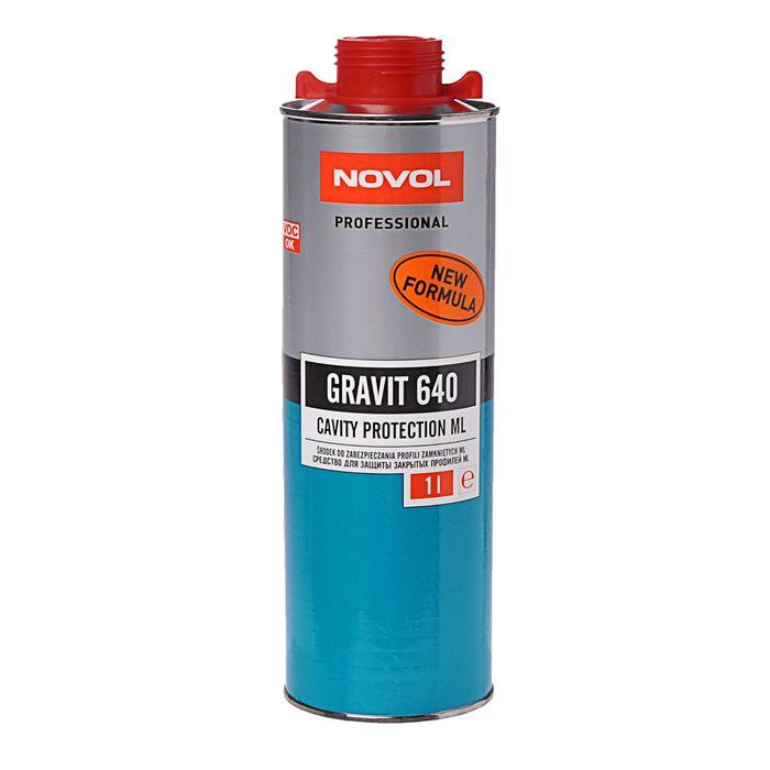 Антикор Novol для защиты полостей ML gravit 640 1 л