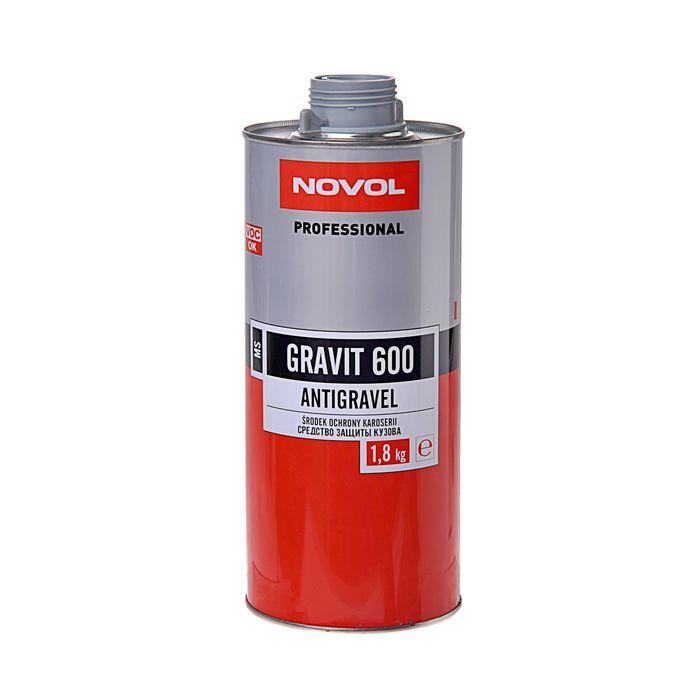 Антигравий Novol MS gravit 600 серый 1,8 кг