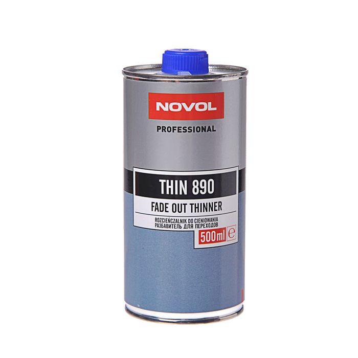 Разбавитель Novol для переходов THIN 890 500 мл