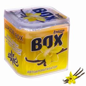 Ароматизатор в банке 'Luazon Box', ваниль Ош