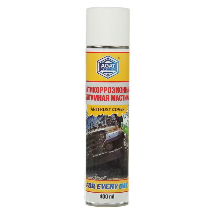 Битумная мастика For Every Day, 400 мл, аэрозоль
