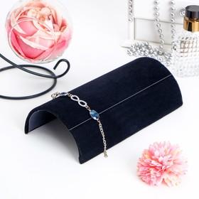 Подставка для кулонов, цепочек, браслетов, 20*11*6 см, цвет чёрный