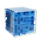 Головоломка «Лабиринт», цвет синий - фото 1029443
