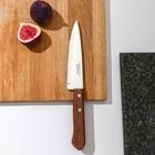 Нож поварской Tramontina Universal, лезвие 15 см, сталь AISI 420, деревянная рукоять - фото 1739423