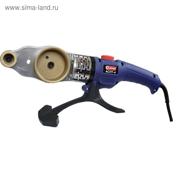 """Сварочный аппарат """"ДИОЛД"""" АСПТ-4, для полипропиленовых труб, 1.5кВт, t=300 град., 20-63 мм"""