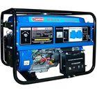 """Генератор """"ДИОЛД"""" ЭГБ-4 А, бензиновый, 4/4.5 кВт, 220 В, 25 л, электростартер"""