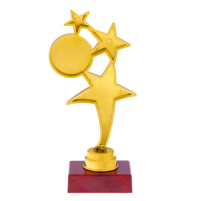 """Фигура 3 звезды """"Лучший учитель"""""""