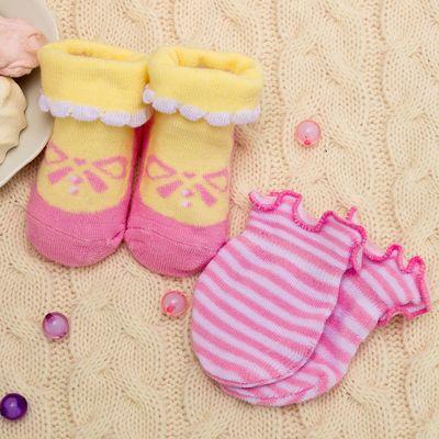 """Набор детский Крошка Я """"Маленькая принцесса"""" 3-12 мес."""