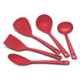 Кухонный набор красный 5 предметов