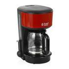 Кофеварка Russell Hobbs 20131-56, 1000 Вт, капельная, красная