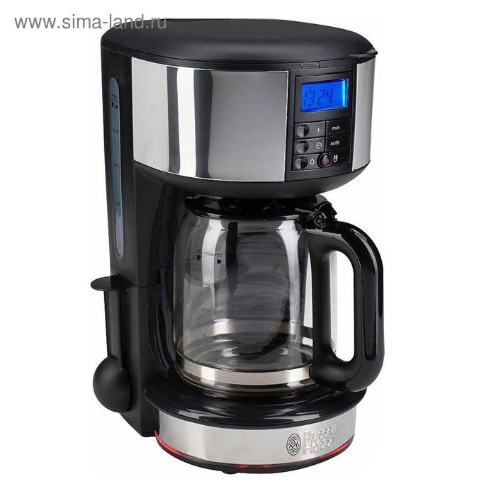 Кофеварка Russell Hobbs 20681-56 Legacy Coffee, капельная, дисплей, полированная