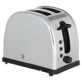 Тостер Russell Hobbs 21290-56 Legacy Toaster, 1300 Вт, на 2 тоста, полированная