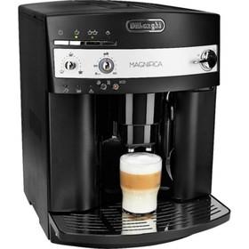 Кофемашина De Longhi ESAM 3000.B, автоматическая, 1150 Вт, 1.8 л, чёрная