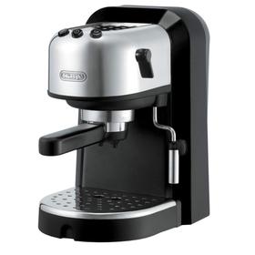 Кофеварка De Longhi EC 271 B, рожковая, 1100 Вт, 1 л, чёрная