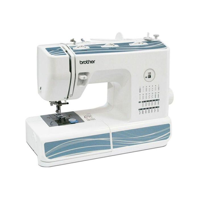 Швейная машина Brother Classic 30, 17 операций, рукавная платформа, белая