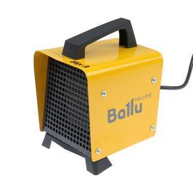 Тепловая пушка BALLU BKN-3, электрическая, 2.2 кВт, 120 м3/час, 220 В, до 25 м2 Ош