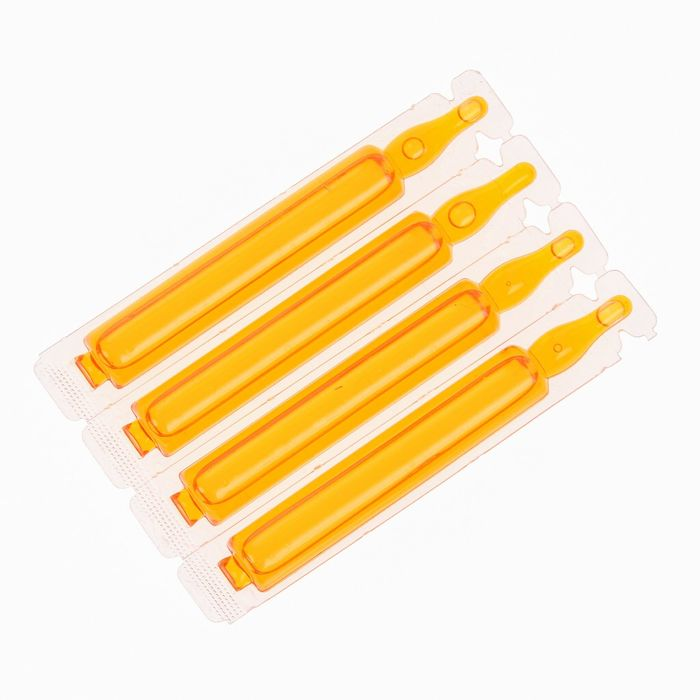 Суперконцентрат летней жидкости стеклоомывателя Астрохим, Апельсин, 4 * 10 мл, блистер