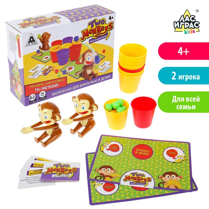 Настольная игра Two monkeys