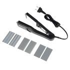 Мультистайлер для волос SA-4517BK, 50 Вт, 4 пары насадок, алюминиевые пластины