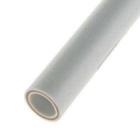Труба полипропиленовая Fora, армированная стекловолокном, d=25 мм, SDR 7.4, PN20, 4 м