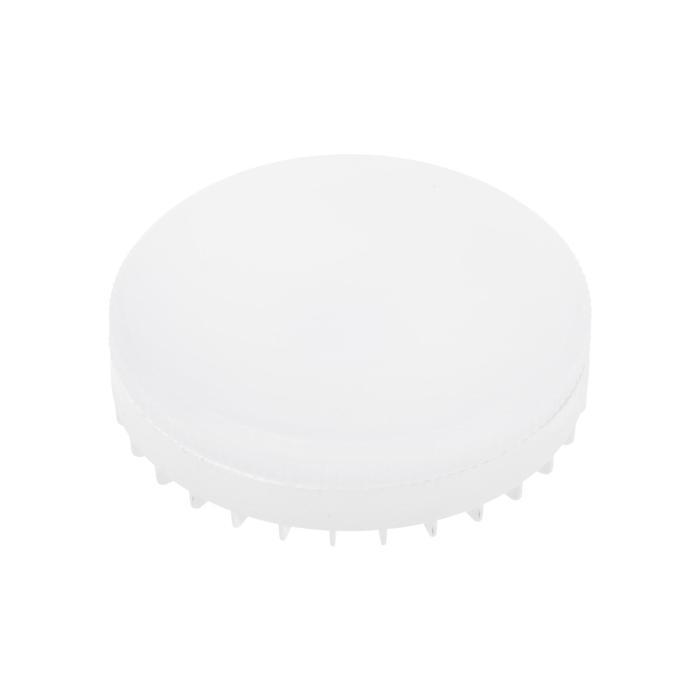 Лампа светодиодная Ecola, 10 Вт, GX53, 4200 K, 27x75 мм, матовое стекло